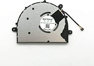 QUETTERLEE Replacement New CPU Cooling Fan for Lenovo Yoga 720-12IKB 2-in-1 Laptop Ideapad Series DFS440605PVOT FK3V Fan