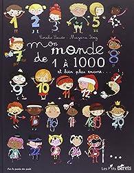 Mon Monde de 1 a 1000