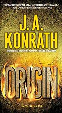 Origin by J.A. Konrath ebook deal