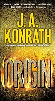 Origin (The Konrath Horror Collective) by [Konrath, J.A.]