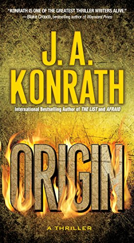 Origin (The Konrath Horror Collective) -