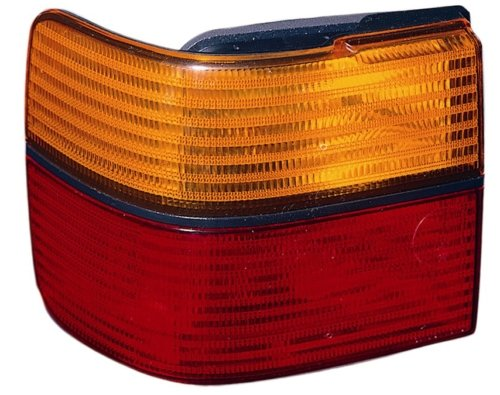 Volkswagen Jetta (GL,GLS) Replacement Tail Light Unit (Outer) - Driver (97 98 99 Jetta Tail)