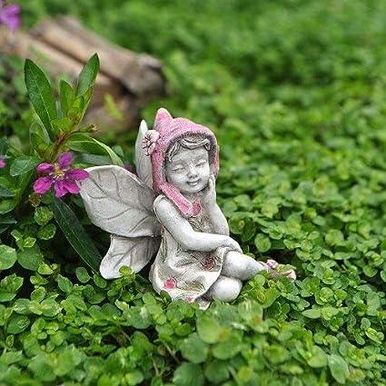 Amazon.com: Miniature Garden Fairy Kathy: Home & Kitchen