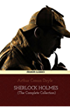 Sherlock Holmes : The Complete Collection [All 56 Stories & 4 Novels], (Mahon Classics)