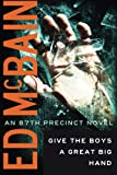Give the Boys a Great Big Hand, Ed McBain, 1612181627