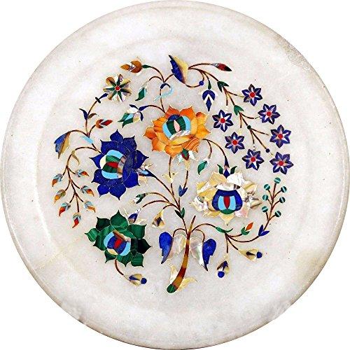 ietra Dura Arts (Marble Inlay Plate)
