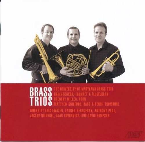 University of Maryland Brass Trio ()