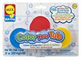Color your tub Fizzy Tints, Ages 3 and Up