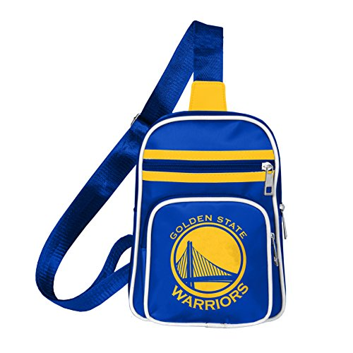NBA Golden State Warriors Mini Cross Sling Bag