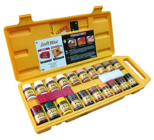 (FastCap WAXKIT Softwax Kit (20 Colors),)
