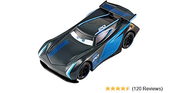 Amazon Disney Pixar Cars 3 Jackson Storm Die Cast Vehicle Toys Games