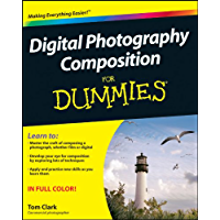 Digital Photography Composition For Dummies book cover
