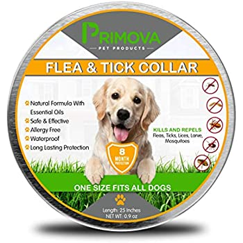 Amazon Com Cosyworld Flea And Tick Collar For Dogs 100