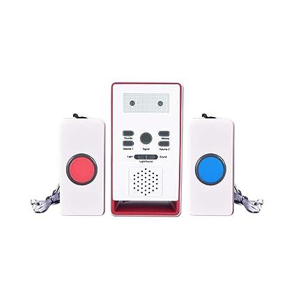 Sistema de alarma de seguridad para el hogar Aleefon con sistema de alarma inalámbrico para el