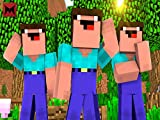 Clip: 3 Noobs Play Never Have I Ever in Minecraft