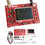 Xuanhemen Digital Oscilloscope DIY Open Source Handheld Mini Oscillograph Shell Making Kit Accessories DSO138