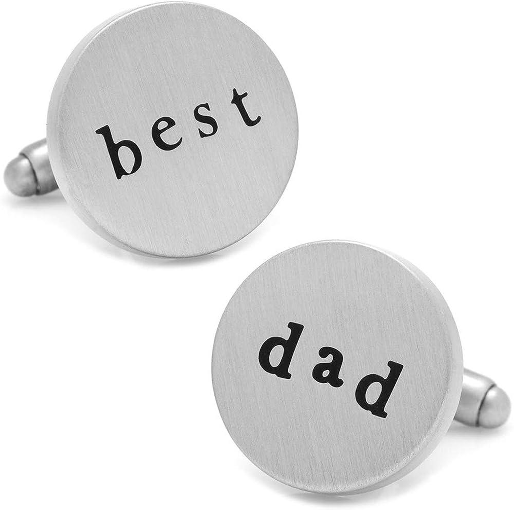 Cufflinks, Inc. Best Dad Cufflinks