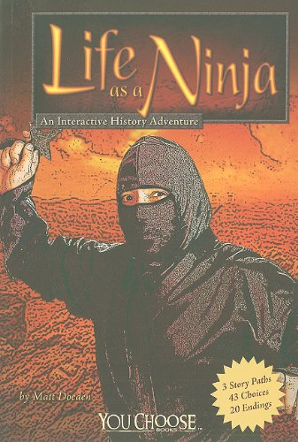 Life As a Ninja: An Interactive History Adventure (You Choose: Warriors) by Capstone Press(MN) (Image #2)