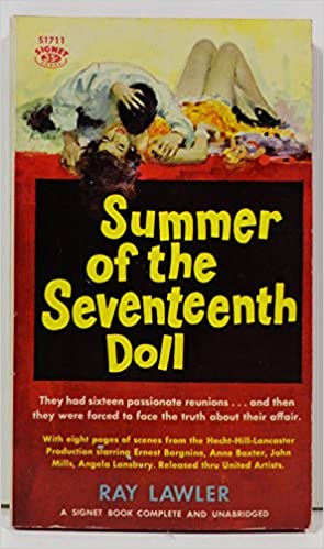 Summer Of The Seventeenth Doll Ebook