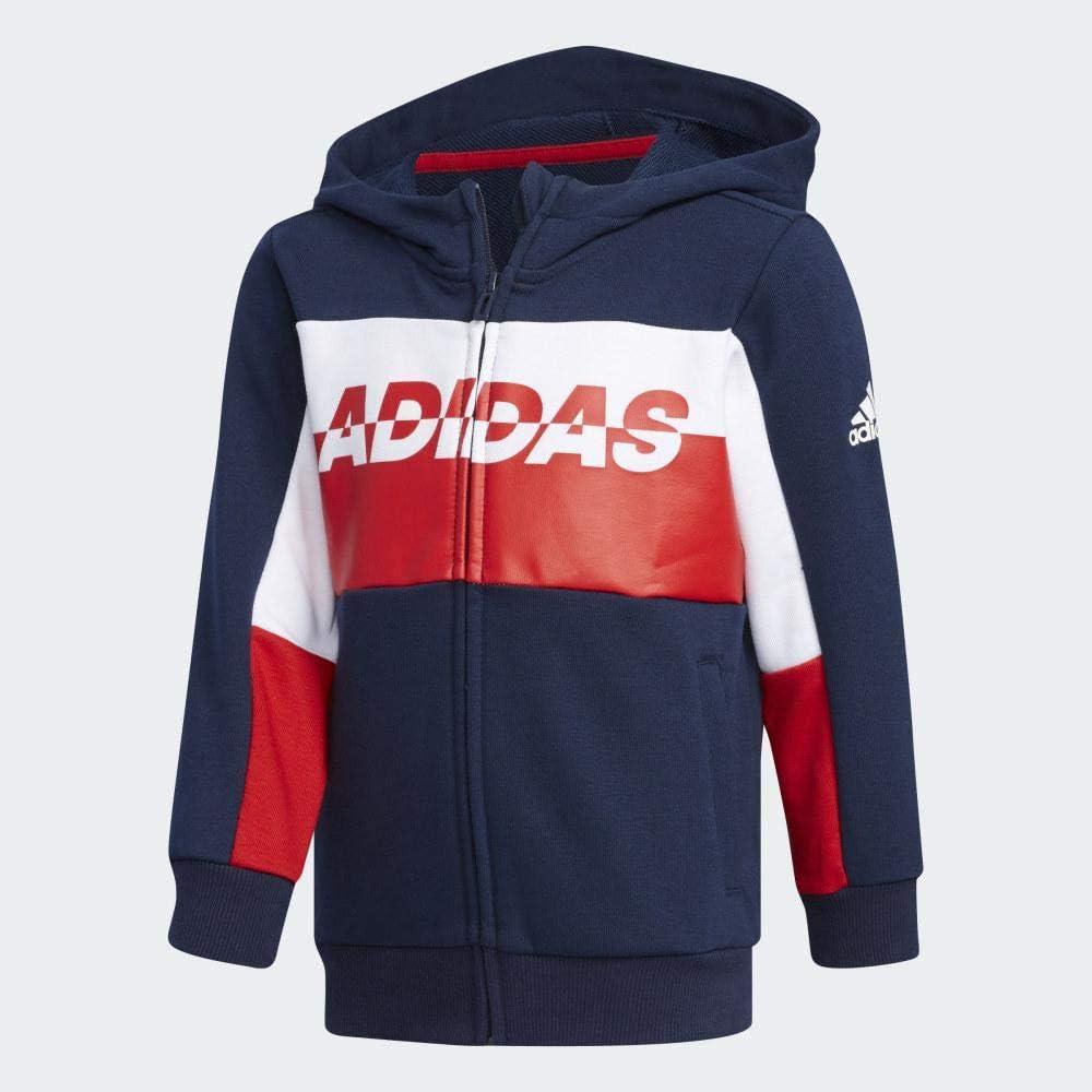 adidas LB Ft KN JKT Veste Enfant: : Sports et Loisirs