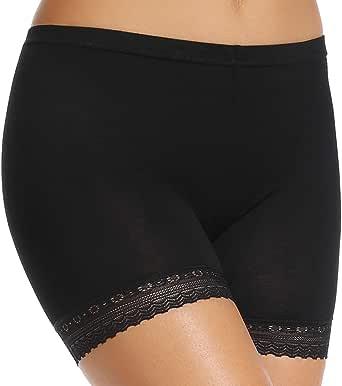 Slip Short Panties for Women High Waist Seamless Shorts for Under Dresses Skimmies for Women