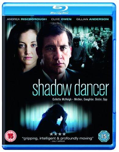 Shadow Dancer (2012) [ Blu-Ray, Reg.A/B/C Import - United Kingdom ]