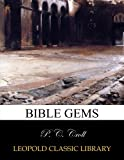 img - for Bible gems book / textbook / text book