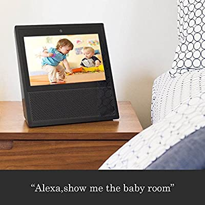 Home Security Camera, Compatible with Alexa Echo Show,Netvue 1080P Wireless IP Camera with Motion Detection P/T/Z,TF Card Record,2 Way Audio and Night Vision, Baby Monitor