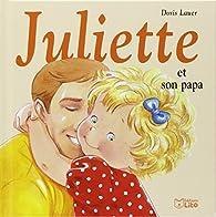 Juliette et son papa par Doris Lauer