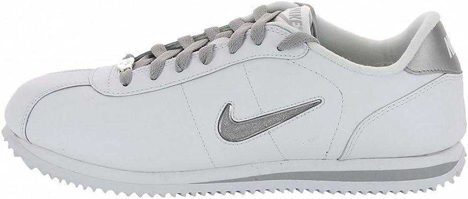 Amazon.com: Nike Men 's Nike Cortez – Basic Piel TPU Swoosh ...