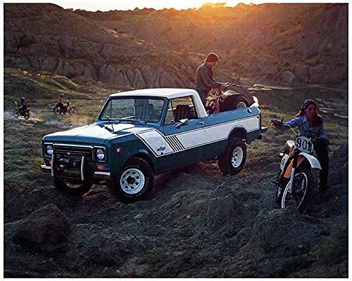 1978 international pickup truck