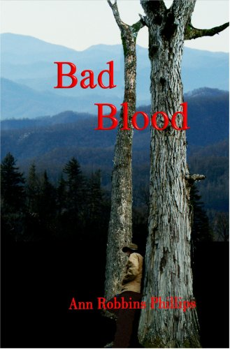 Book: Bad Blood (Revenge Series) by Ann Robbins Phillips