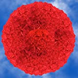 GlobalRose 400 Fresh Cut Red Carnations - Fresh Flowers Wholesale Express Delivery