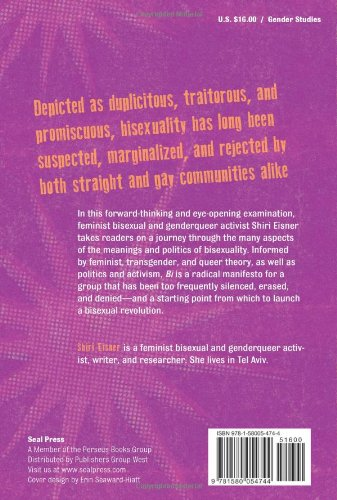 Bi: Notes for a Bisexual Revolution: Amazon.de: Shiri Eisner ...
