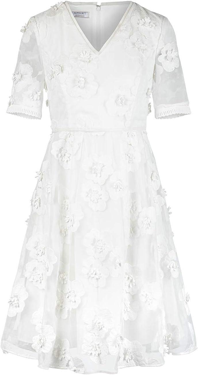 APART luxuriöses Damen Kleid, Brautkleid, Cocktailkleid