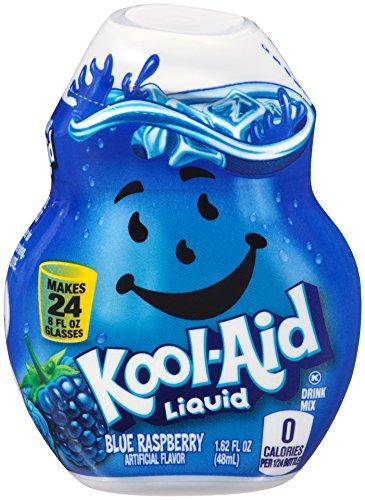 Kool-Aid Blue Raspberry Liquid Drink Mix, 1.62 Ounce ()