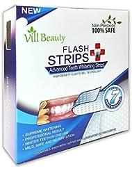 Teeth Whitening Strips, Dental Teeth Whitening Strips Kit, Express Teeth Whitening, 3D White Whitestrips, Best Teeth Whitening Strips for 2018, 28 Count