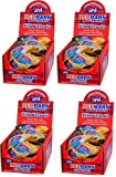 Red Barn 4 in Filled Hooves Peanut Butter 100 ct (4x25 ct case)