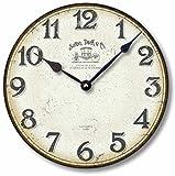 Item C8118 Antique Style 12 Inch Merchant Clock For Sale