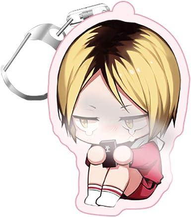 Mxly Haikyuuu Porte Cle Avec Dessin Anime Japonais Pour Cosplay Cadeau Pour Petit Ami Ou Petite Amie H08 Amazon Fr Vetements Et Accessoires