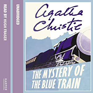 The Mystery of the Blue Train Audiobook