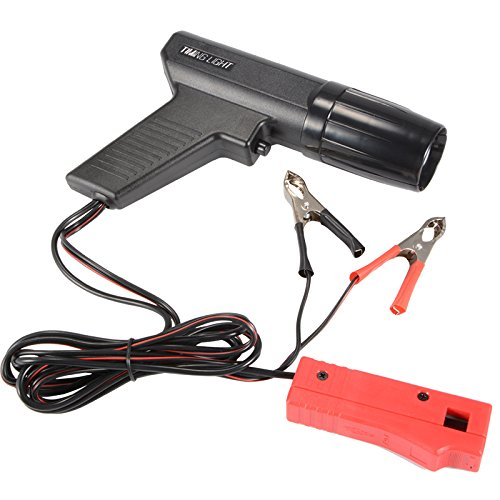 XCSOURCE Professional Ignition Timing Light Strobe Lamp Inductive Petrol Engine for Car Motorcycle Marine MA1167 by XCSOURCE (Image #2)
