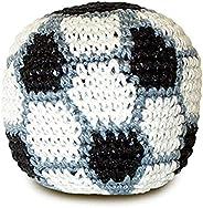 World Footbag Soccer Hacky Sack Crocheted Footbag