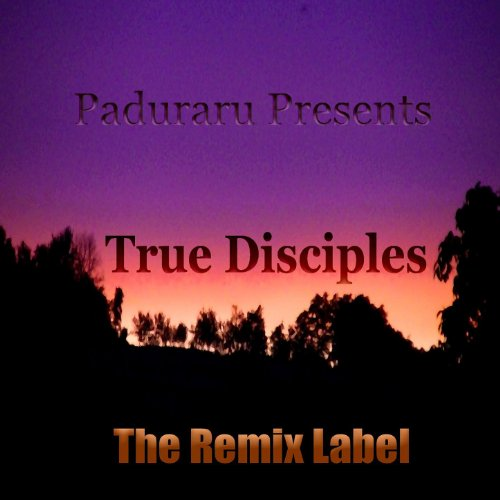 True Disciples (Vibrant Housemusic) - EP