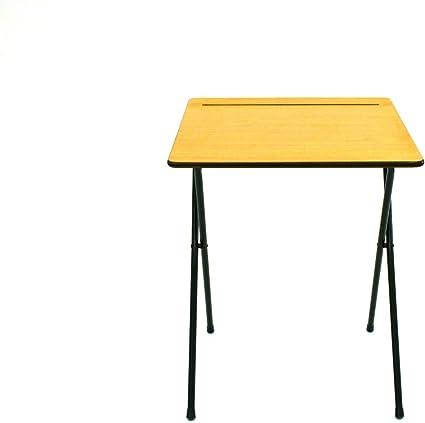 Juego de 20 mesas plegables para exámenes, mesas plegables ...