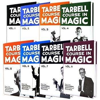 Tarbell Course in Magic Volume 1 thru 8