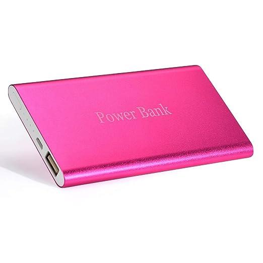 Liqiqi Power Bank - Cargador de batería Externo USB portátil ...
