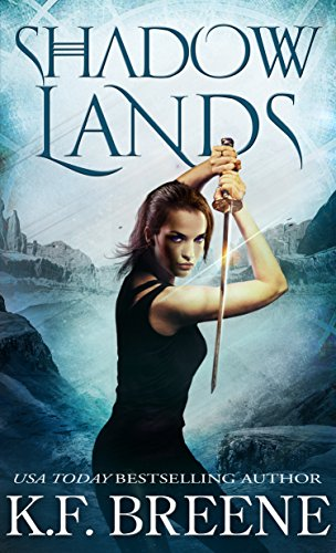 book cover of Shadow Lands