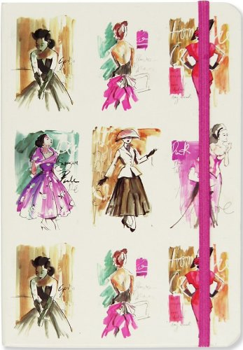 High Fashion Journal (Diary, Notebook) (Fashion Journal)