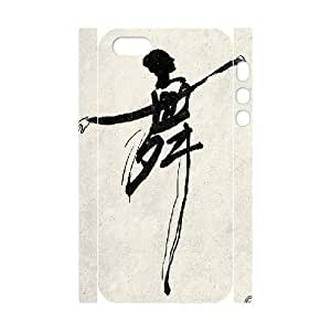 3D Cases for Case For Samsung Galaxy S3 i9300 Cover , Dance Written in Chinese Calligraphy. Cases for Case For Samsung Galaxy S3 i9300 Cover , Stevebrown5v White